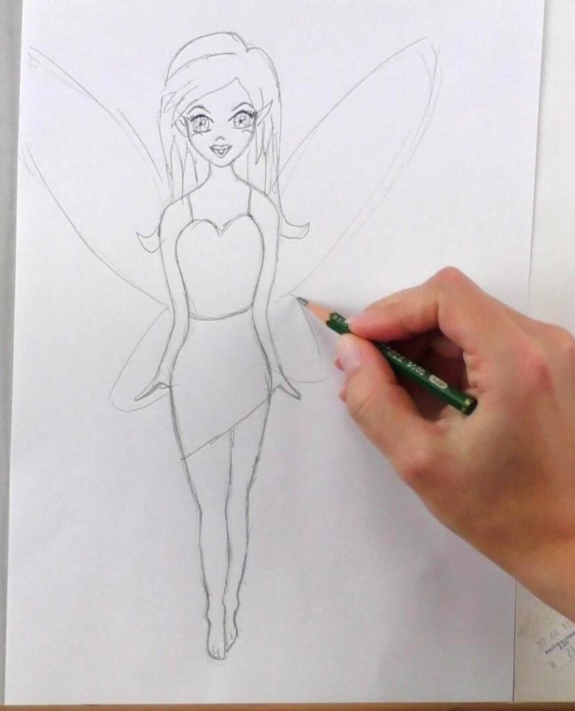 Fee zeichnen