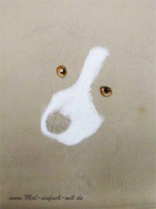 Hund Zeichnung Shepherd